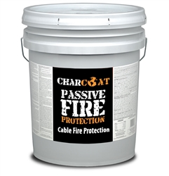 Charcoat Fire Retardant Paint For Wire Amp Cable